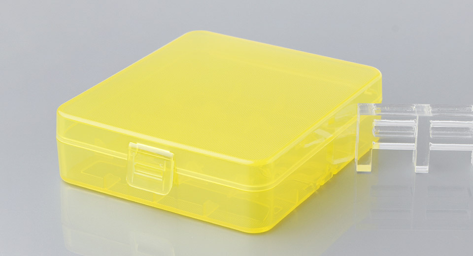 4*18650 PP Battery Protective Storage Case