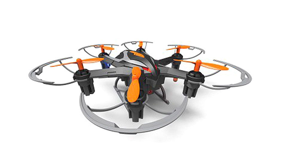 six-axis Gyro / 0.5MP camera / compass mode / 3D rollover / one key to return #drone