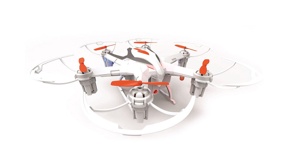 six-axis Gyro / 2.0MP HD camera / compass mode / 3D rollover / one key to return #drone