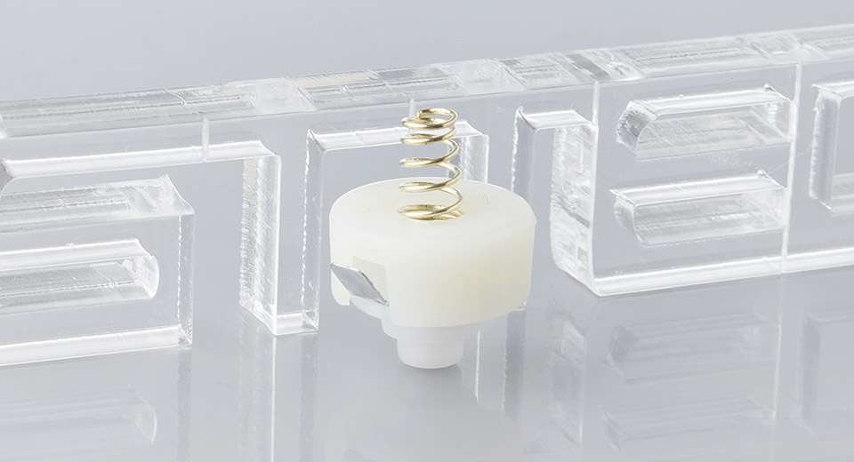 Replacement Clicky Switch for LED Flashlight