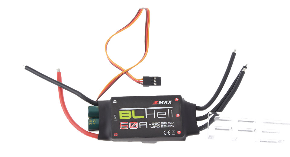 EMAX BLHeli Series 60A Brushless ESC Electronic Speed Controller