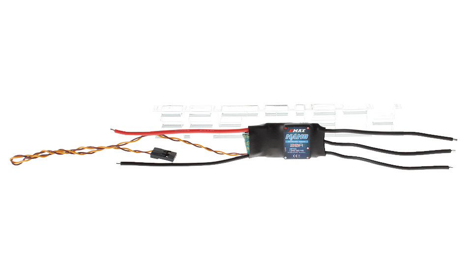 EMAX Nano Series 20A Brushless ESC Electronic Speed Controller