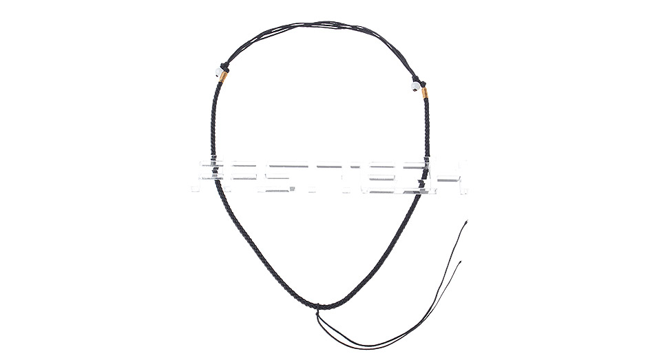 Handmade Woven Rope Necklace for Xiaomi Mi Band / Pendant
