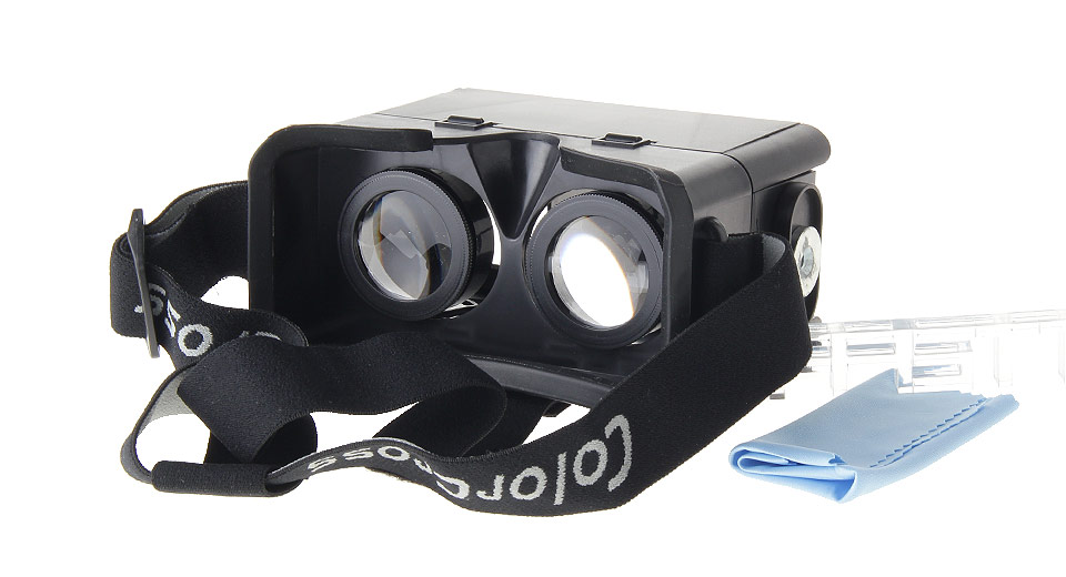 ColorCross 2nd Generation Virtual Reality 3D Glasses