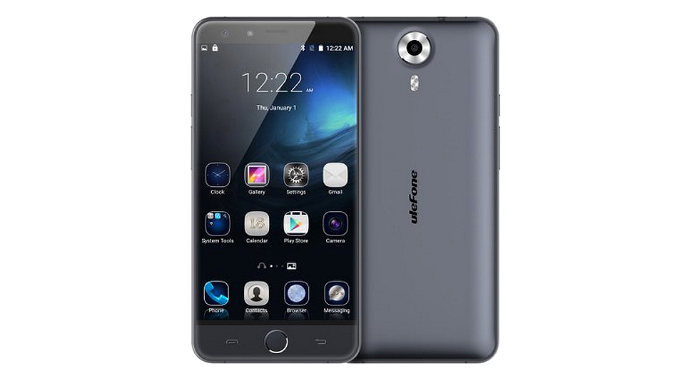 "Ulefone Be Touch 3 5.5"" IPS Octa-Core Android 5.1 Lollipop LTE Smart Phone (16GB)"