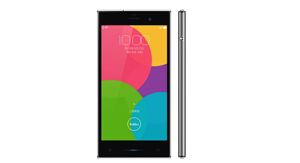 "iNew L3 5"" Quad-Core Android 5.0 Lollipop LTE Smartphone (16GB)"