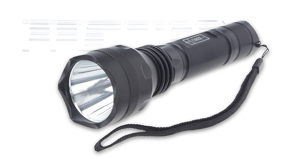 Image of Authentic Brinyte B118 LED Flashlight