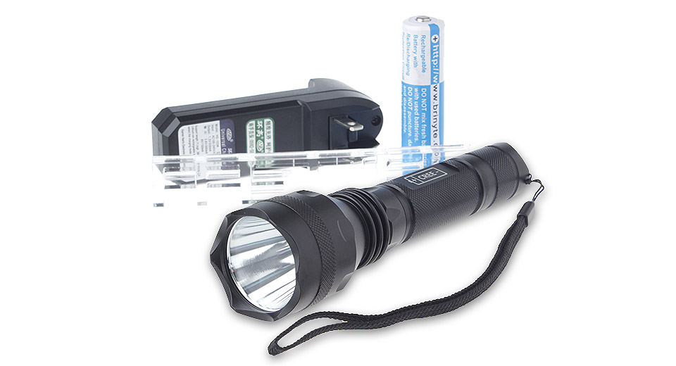 Image of Authentic Brinyte B118 LED Flashlight Set