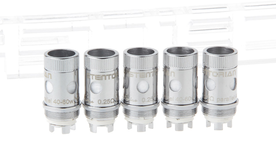 Image of Authentic Wotofo Steam Engine Clearomizer Replacement Coil Head (5-Pack)
