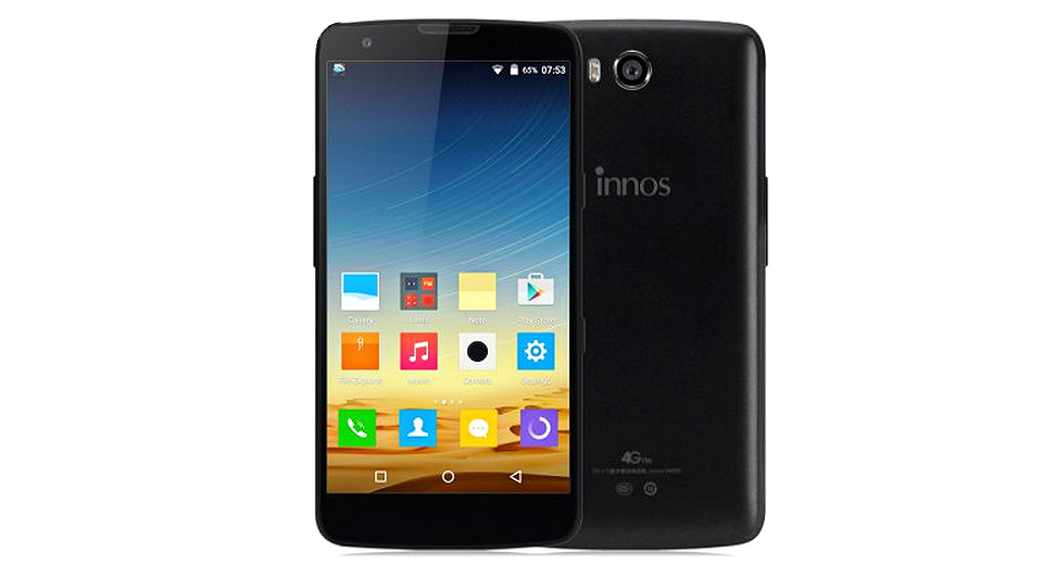"Authentic Innos D6000 5.2"" Octa-Core Android 5.0 Lollipop LTE Smartphone (32GB)"
