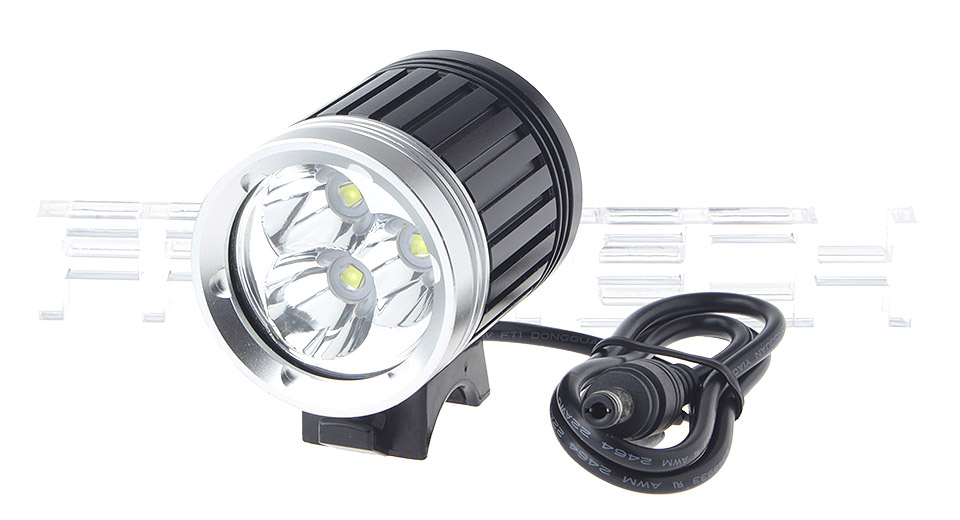 3*LED 4-Mode 3600LM LED Mountain Bicycle Light
