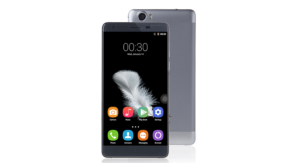 "OUKITEL K6000 5.5"" Quad-Core Android ..."