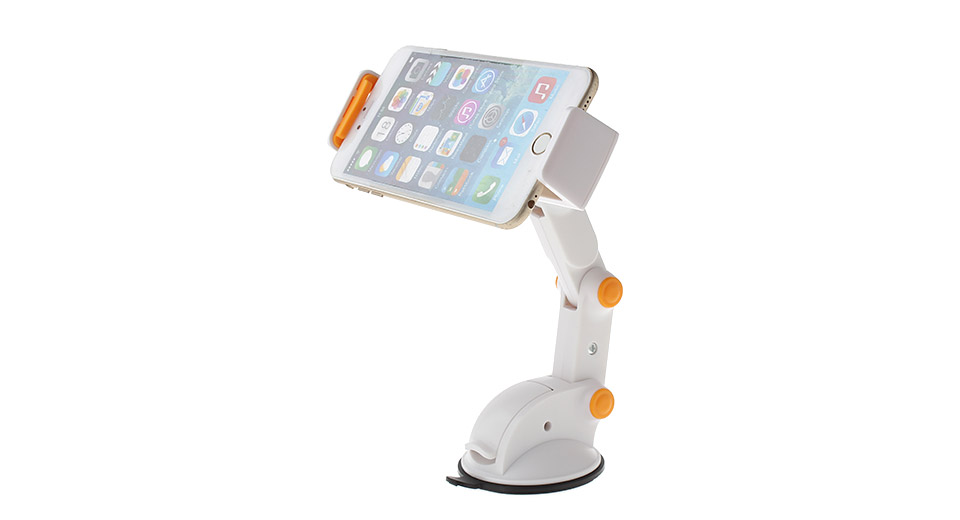 Excavator Styled Suction Cup Mount Holder Stand