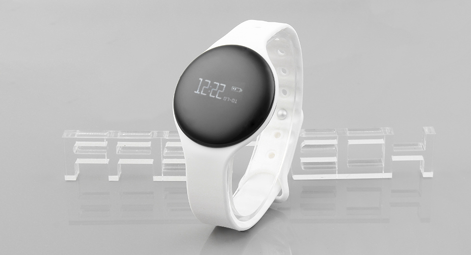 "Image of 0.68"" OLED Touch Screen Smart Watch"