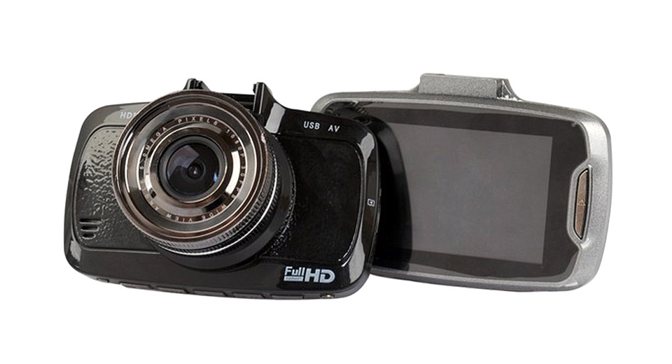 """Image of 2.7"""" LCD 1080p Full HD Car DVR Camcorder"""