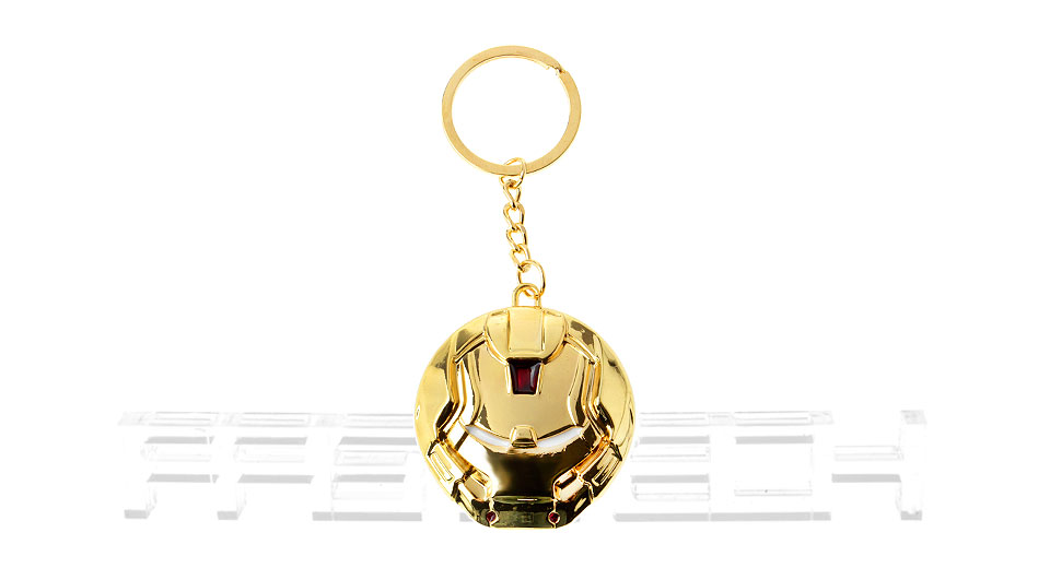 Marvel the Avengers Age of Ultron Iron Man Replica Keychain