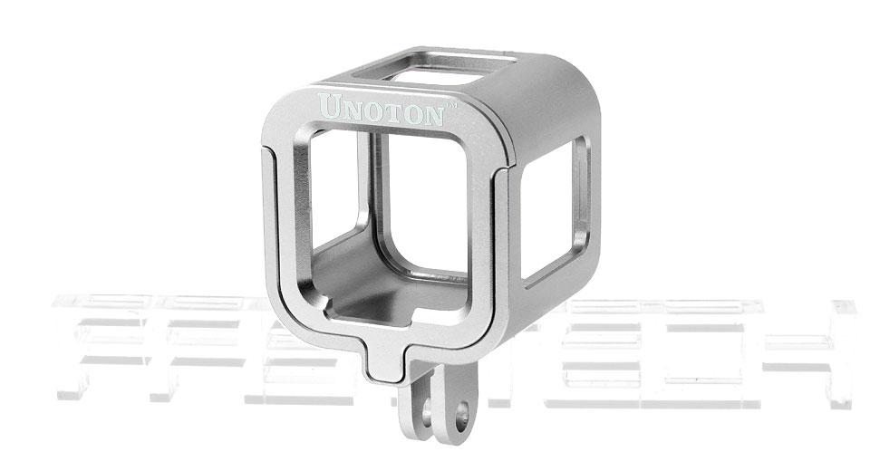 UNOTON Aluminum Alloy Protective Frame Case for GoPro HERO4 Session