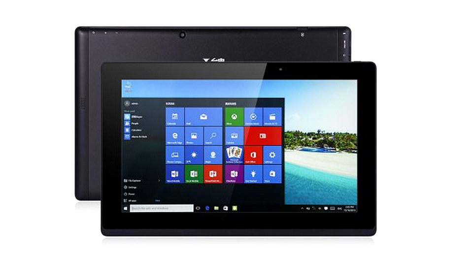 "Authentic Teclast X16 Pro 11.6"" IPS Quad-Core Windows 10 + Android 5.1 Lollipop Tablet PC (64GB)"