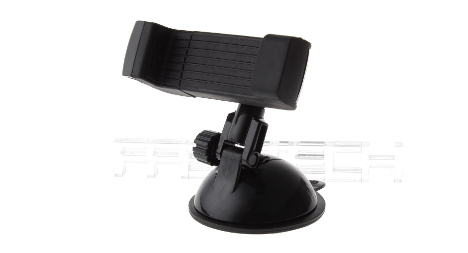 Car Suction Cup Mount Cell Phone Holder Stand
