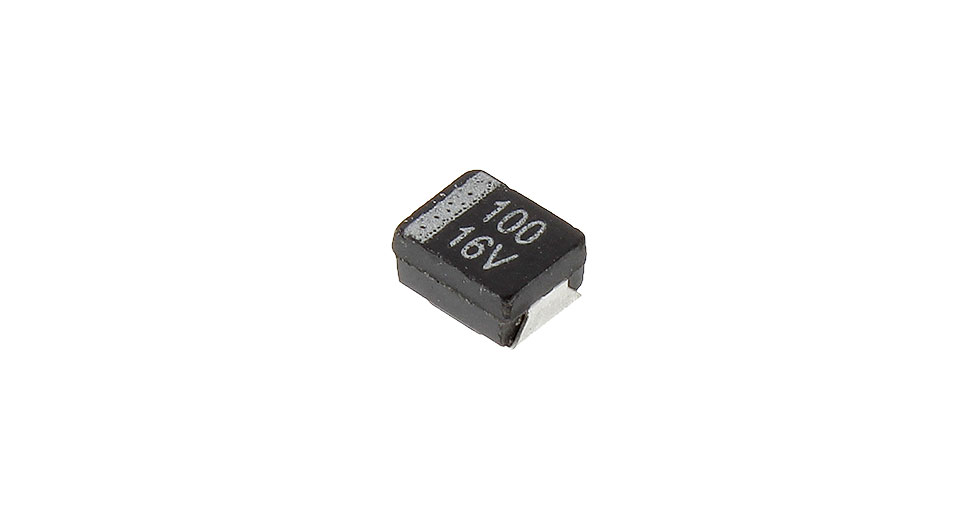 Product Image: nec-3528-10uf-16v-smd-tantalum-capacitor-20-pack