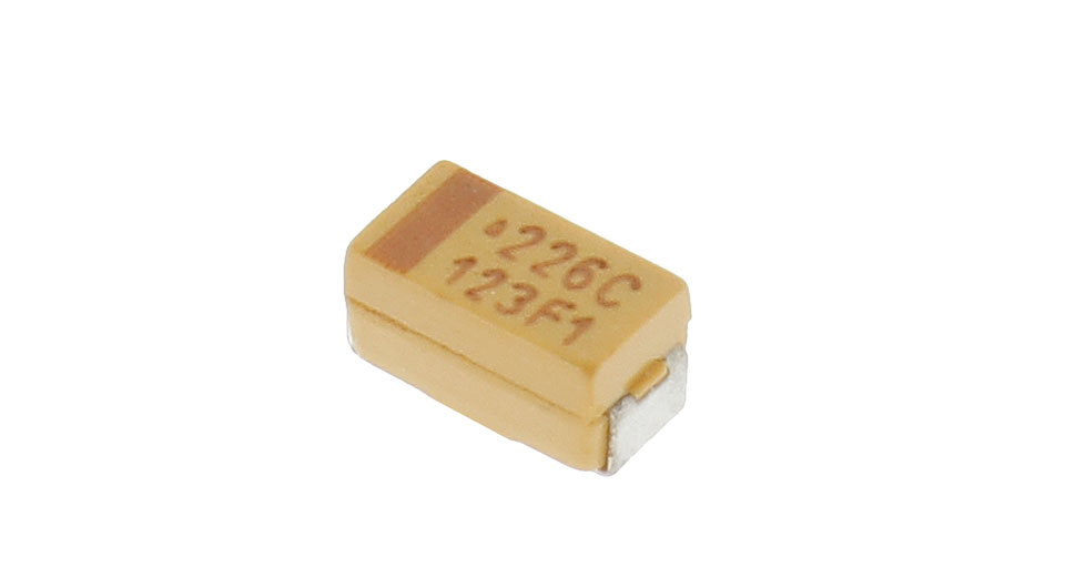 Product Image: avx-3216-22uf-16v-smd-tantalum-capacitor-20-pack