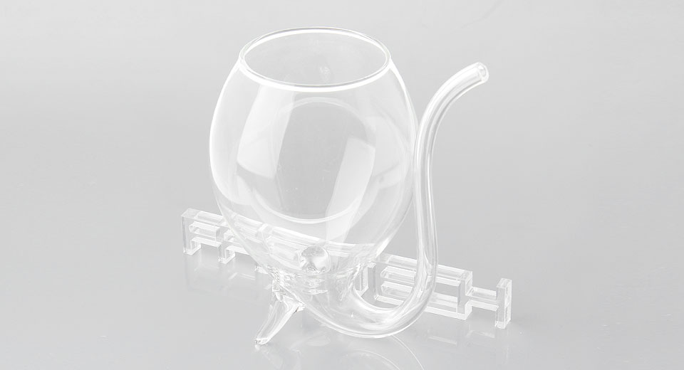 Creative Vampire Wine Glass Sucking Cup (300ml)