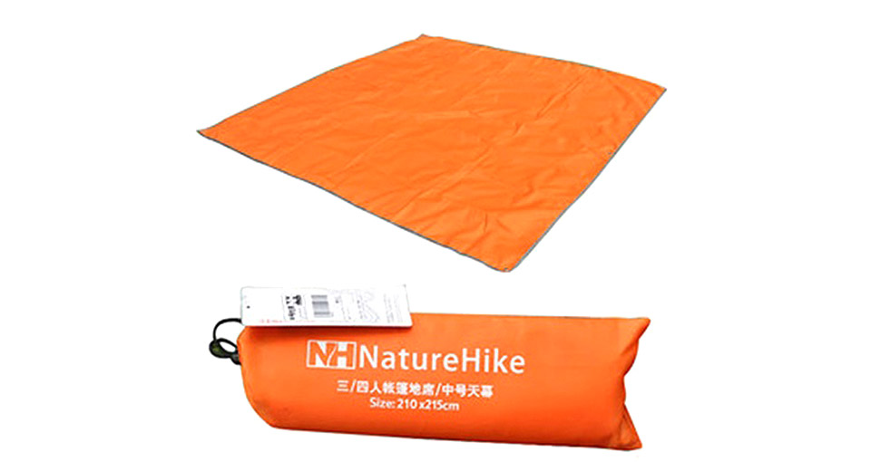 Naturehike Oxford Tent Mat Ground Cloth Shade Canopy