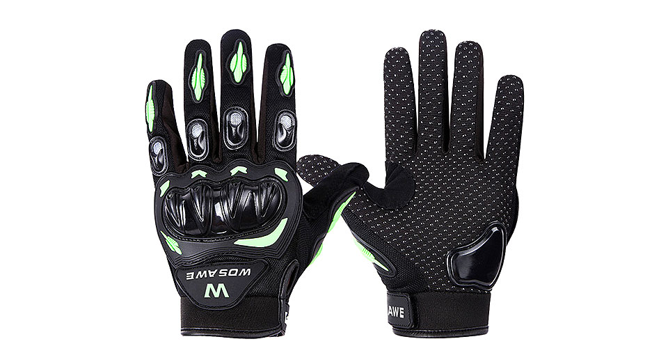 WOSAWE BST-015 Sports Cycling Full Finger Gloves (Size L)