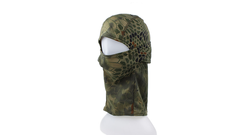 Image of Chiefs Outdoor Tactical Face Mask (Free Size)