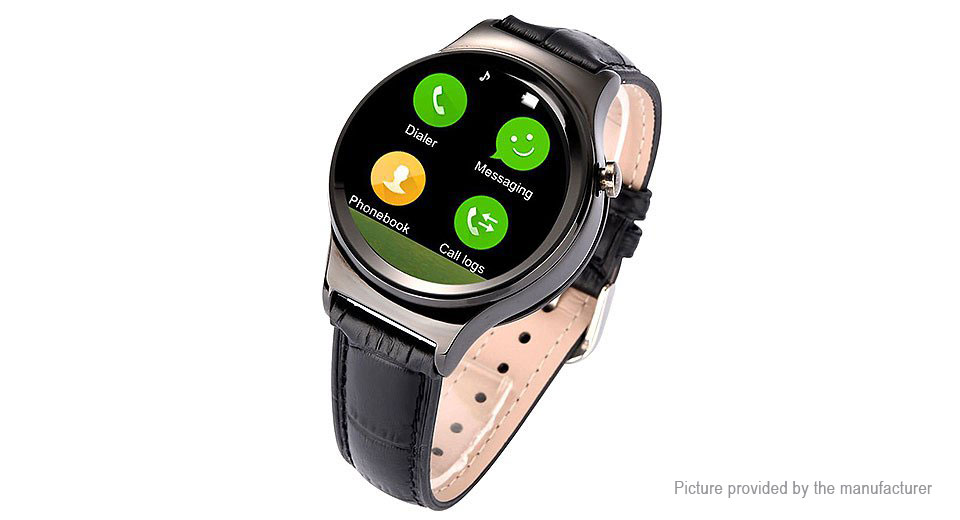 DTNO.I T3 1.22 Touch Screen GSM Smart Watch Phone