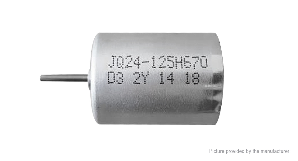 Product Image: diy-12v-3050rpm-370-dc-motor