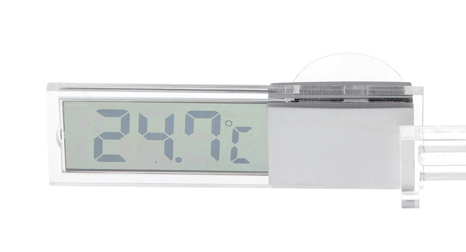 "2.2"" LCD Car Windscreen Digital Thermometer"