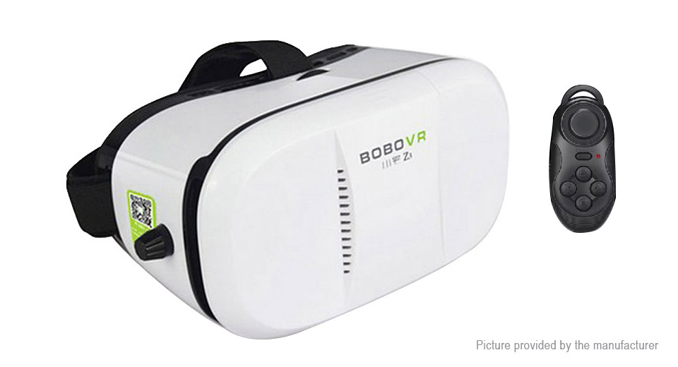BOBOVR Z3 Virtual Reality VR 3D Video Goggles