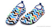 Buy Myleyo Unisex Swimming Beach Shoes (Size XXL) Style B, Blue, Size XXL for $5.55 in Fasttech store