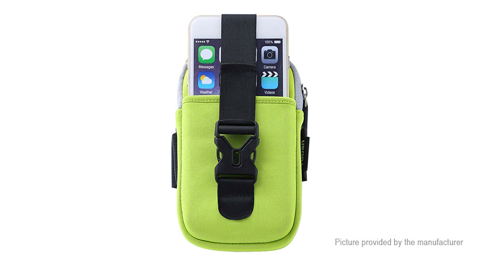 """Image of Tuban Sports Arm Bag for Cell Phone within 5-5.8"""" (Size L)"""