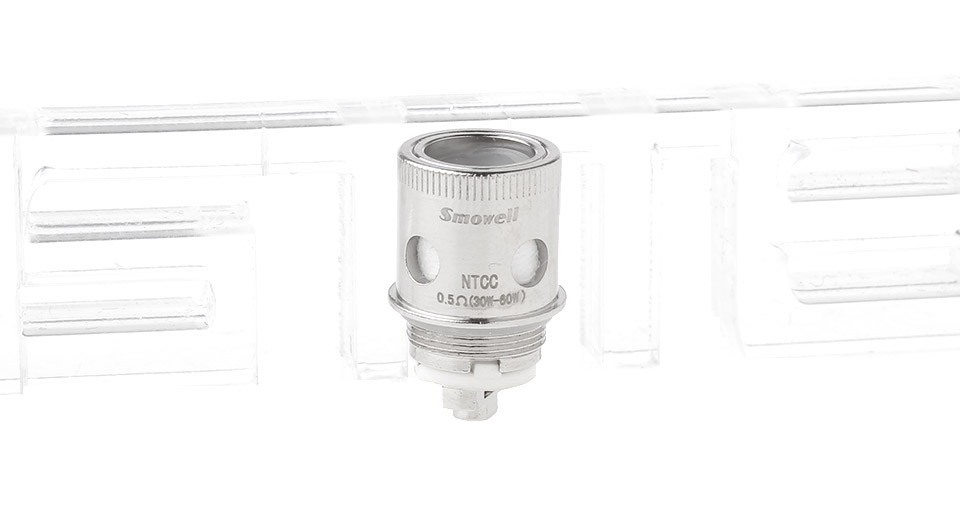 Image of Authentic Smowell Divergent Tank Replacement Kanthal A1 NTCC Coil Head