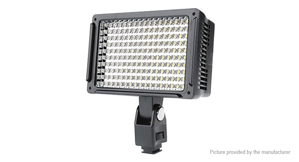 Image of 10.5W 170*LED 1200LM LED Video Light for DV Camcorder / Camera