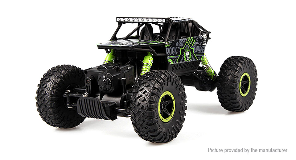 2.4GHz Rechargeable R/C Off-road Car Racing Toy
