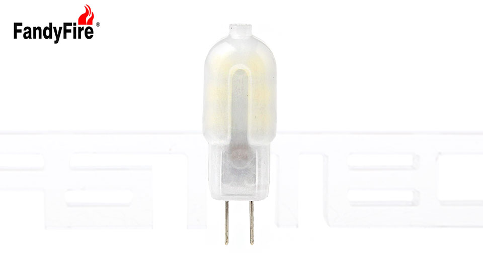 Authentic FandyFire G4 3W 12*2835 460LM LED Light Bulb
