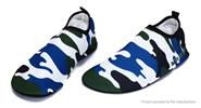 Buy Myleyo Unisex Swimming Beach Shoes (Size M) Style D, Blue, Size M for $5.07 in Fasttech store