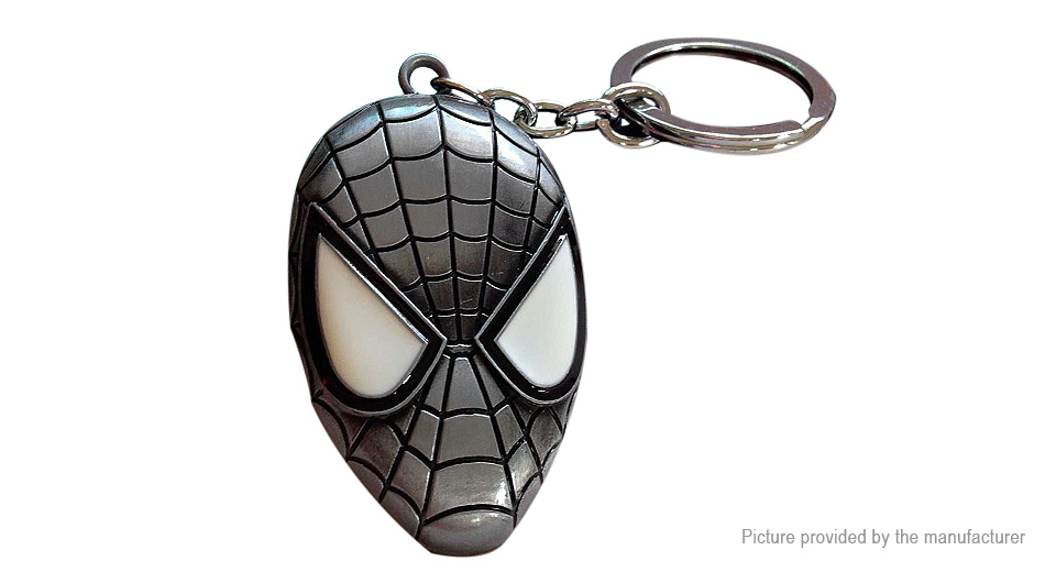 Marvel the Avengers Spider-Man Mask Keychain