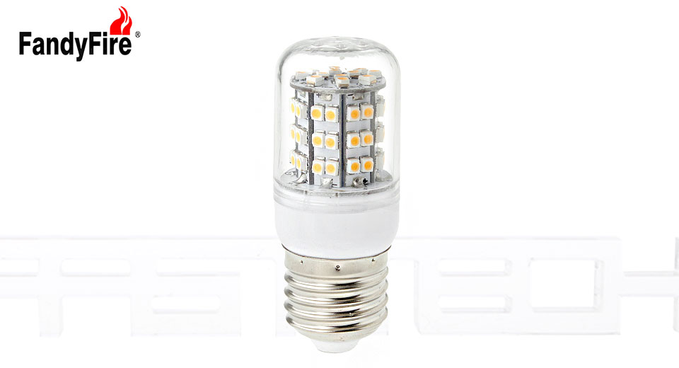 Authentic FandyFire E27 7W 60*3528 230LM LED Light Bulb