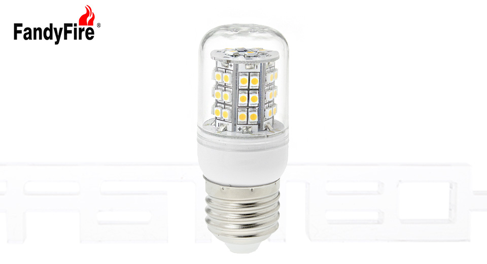 Authentic FandyFire E27 3W 48*3528 90LM LED Light Bulb