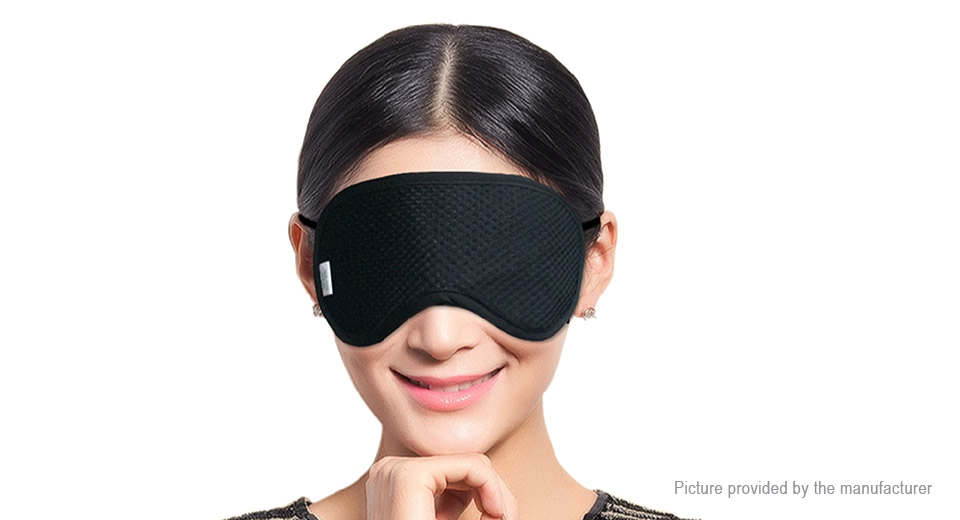 Image of Non-woven + Carbon Cloth Blinder Eye Mask