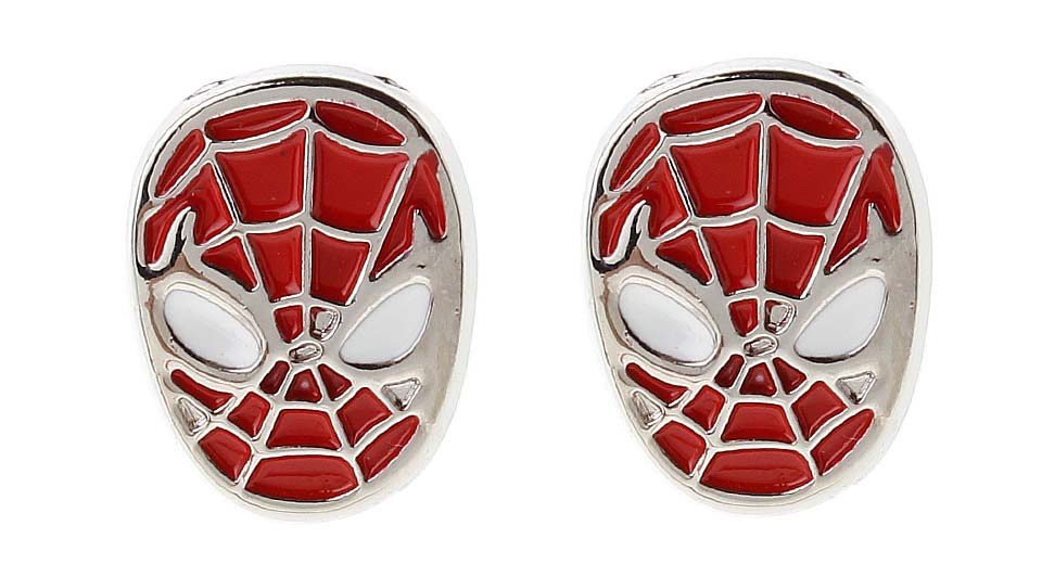 Marvel the Avengers Spider-Man Cufflinks (Pair)