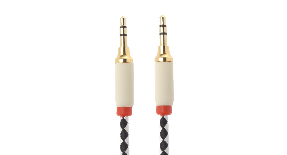 3.5mm Male to Male Audio Cable (115cm)