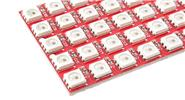 KEYES 2812 8*5 40-Bit Full Color 5050 RGB LED Module
