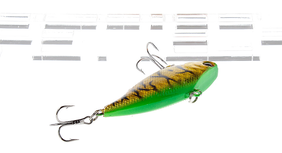 Minnow Styled Fishing Lure Bait