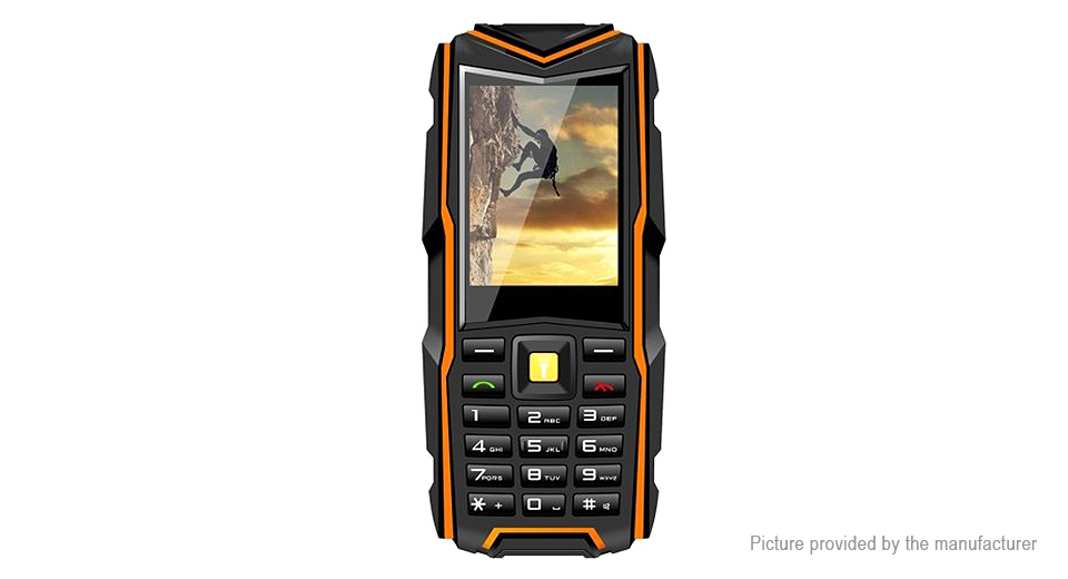 """Image of Authentic VKWorld Stone V3 2.4"""" Quad-band GSM Feature Phone"""
