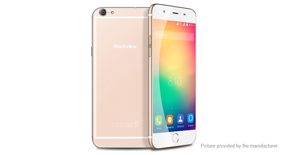 "Blackview Ultra Plus 5.5"" Lollipop LTE Smartphone (16GB/EU)"